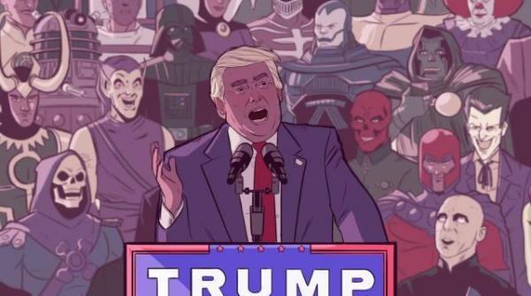 Dark Side of Trump Presidency