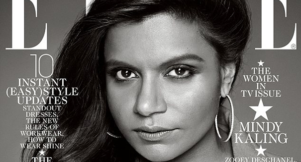 Your defense of Mindy Kaling's ELLE cover insults Mindy Kaling