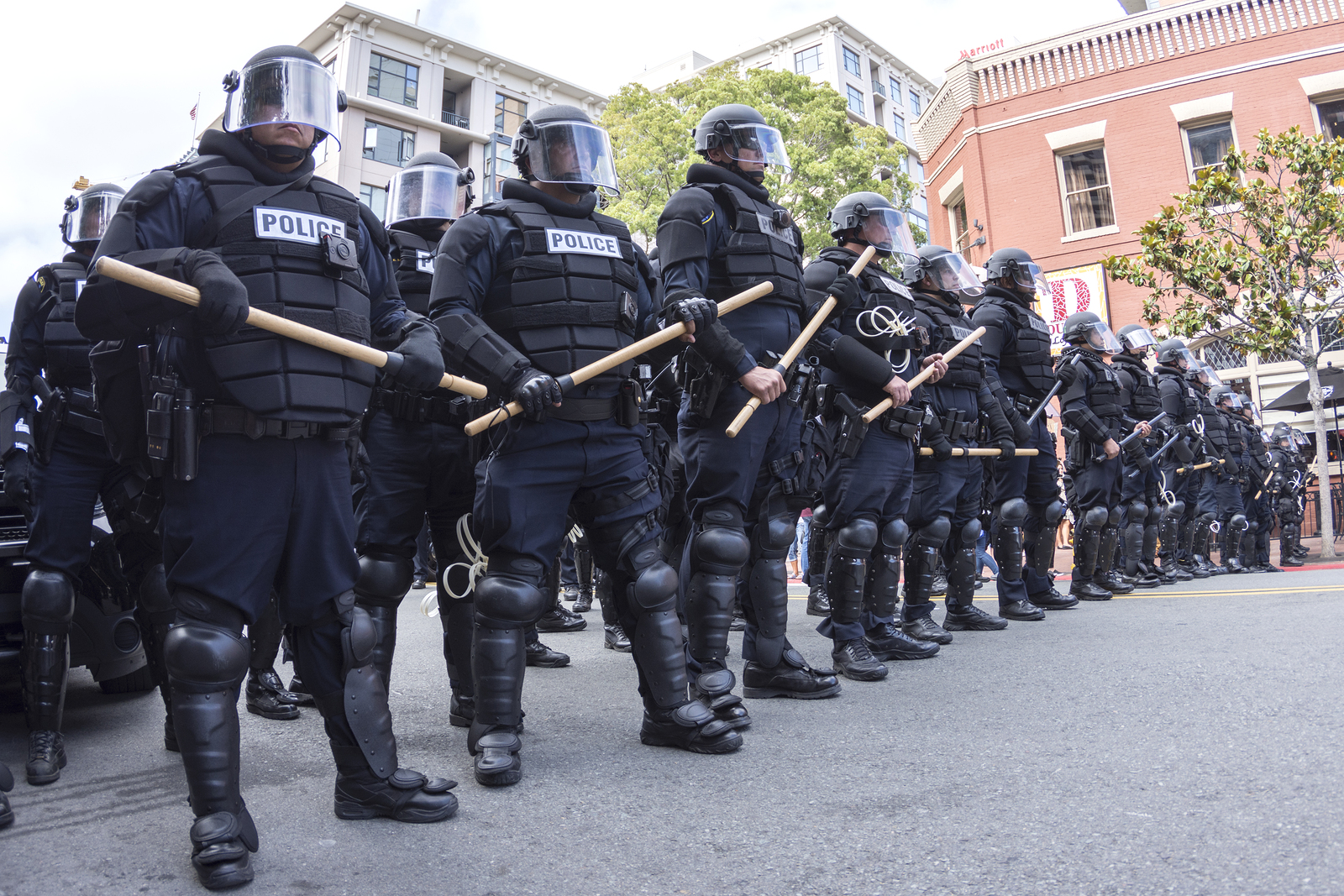 Is It Time to Change How We Think about Cops?