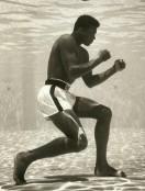 Ali under-water