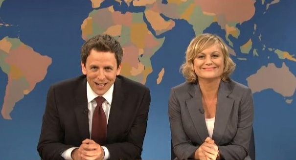 8 facts about the hilarious Amy Poehler