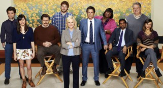 'Parks and Recreation' writers Amy Poehler and Michael Schur discuss the emotional series finale
