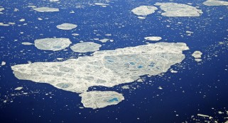 Arctic sea ice records sixth lowest annual minimum in satellite record