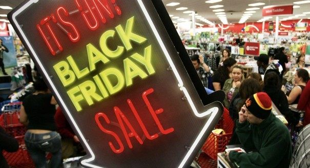 Black Friday weekend sales slide 11 percent from last year