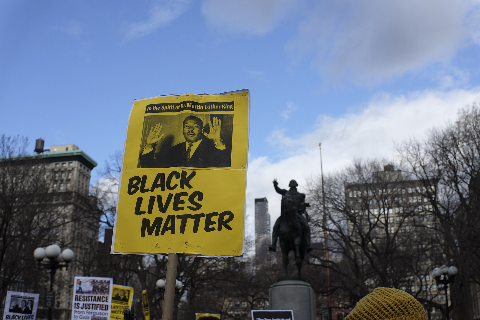 If 'all lives matter,' show that you mean it