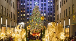 Social media joins Eric Garner protestors worldwide at NYC Christmas tree lighting