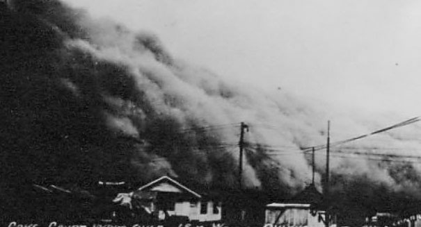 8 suffocating facts about the dust bowl