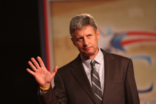 Why Gary Johnson Cannot Win and Bernie Sanders Lost