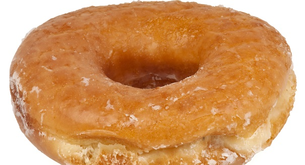 National Doughnut Day again – celebrate Nov 5 but be sure to wipe the powdered sugar off