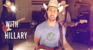 Hillary Rodham Clinton supporters create country music video
