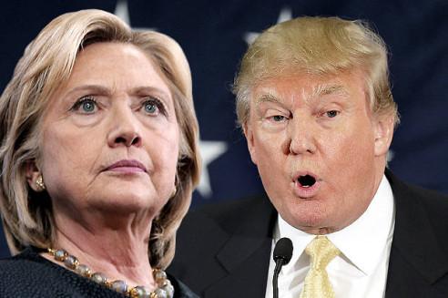 Hillary Trump Campaign Fundraising