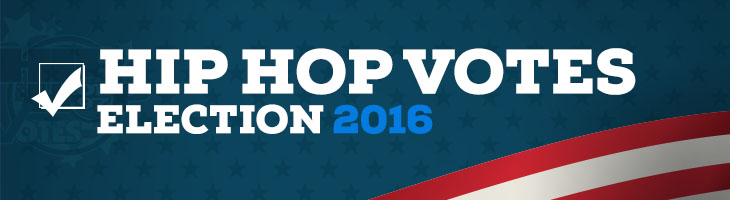 Celebrating Hip Hop History Month (2016 U.S. Election Style)