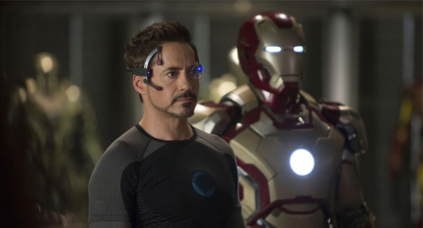 8 mighty facts about 'Iron Man' and the Marvel cinimatic universe
