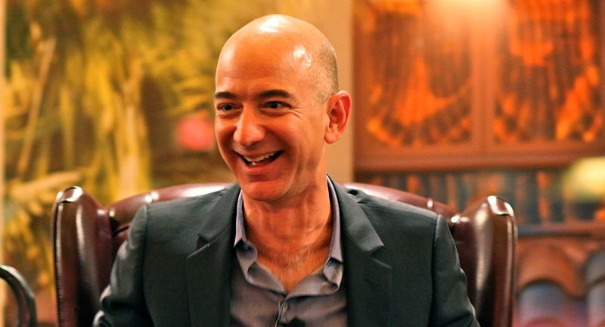 Amazon surges 14%, Bezos makes a whopping $4.6 billion in one day