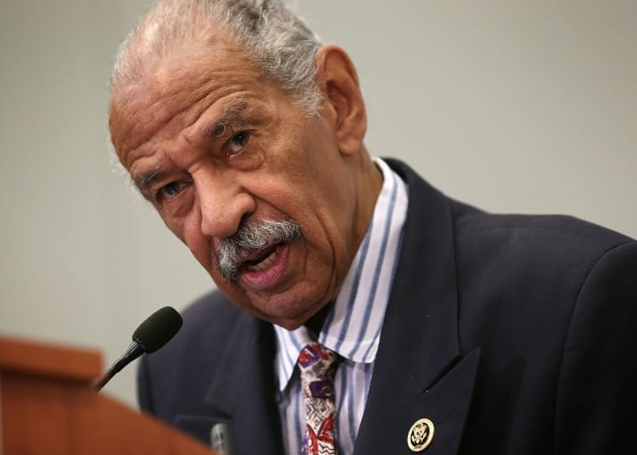 Representative Conyers Wrongful Dismissal Settlement: Efficient Use of Taxpayer Money?