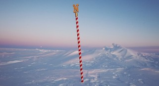 Denmark claims North Pole
