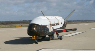 Space drone returns after 22-month orbit