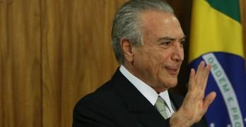 Michel Temer, new Brazilian President. Image by Wikimedia