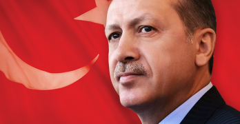 Recep Erdogan, Turkish President. Image from wikimedia by Kemal5105 under Creative Commons license.