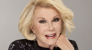 Joan Rivers' daughter Melissa has sued the clinic where her mother stopped breathing