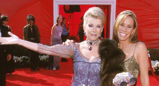 9 entertaining tidbits about Joan Rivers