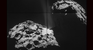 European Space Agency reveals comet's dimensions for 3D printing enthusiasts