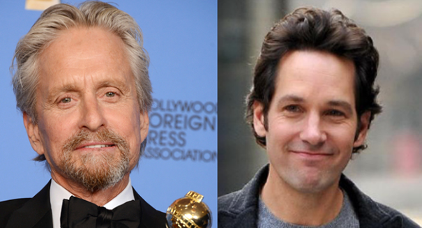 Michael Douglas to star as Hank Pym in Marvel's 'Ant-Man': Fanboys react