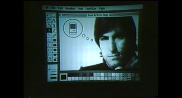 Watch Steve Jobs' first Mac demo in this 1984 throwback video