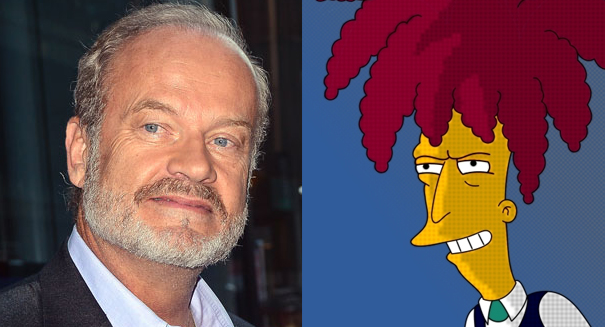 10 radical guest stars of 'The Simpsons'