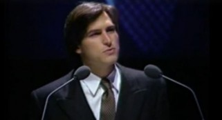 Video: Steve Jobs gives first public demonstration of the Mac Computer