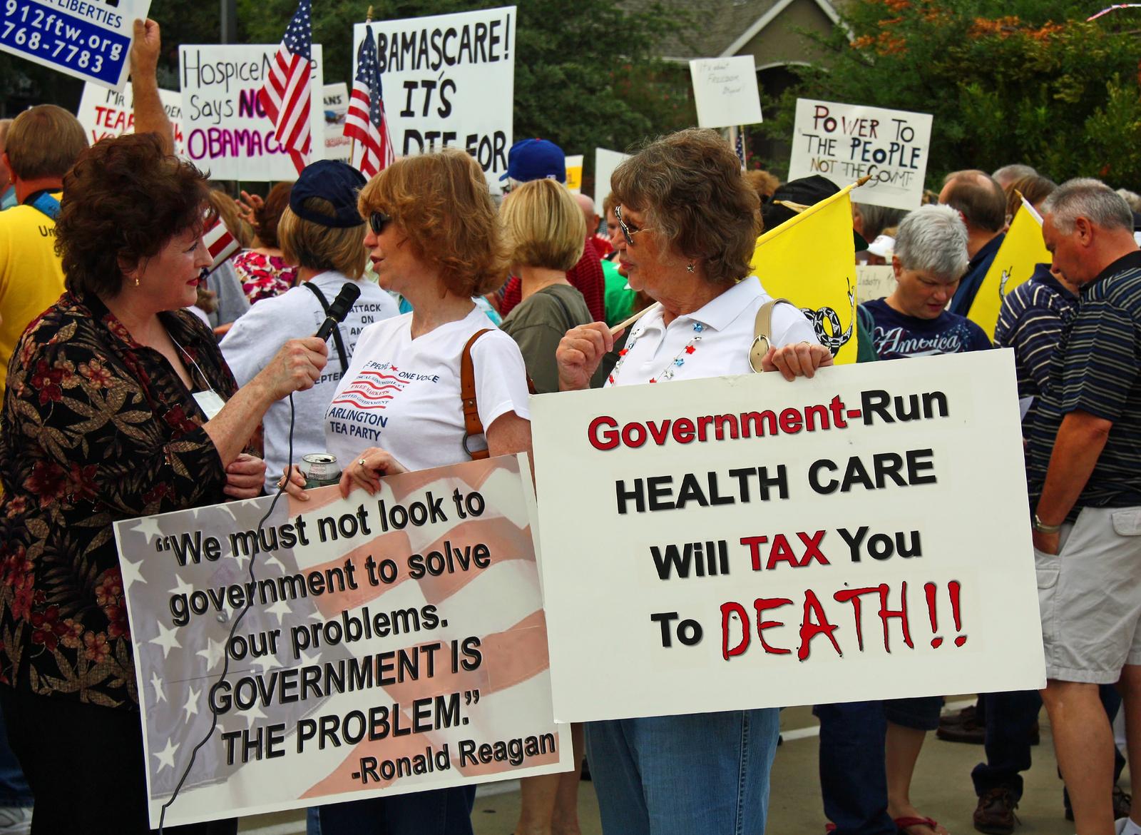 The Election Became a Referendum on Obamacare