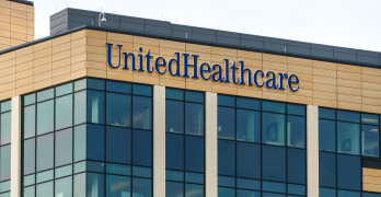 MINNETONKA MN/USA - August 13 2015: UnitedHealth Group headquarters building.