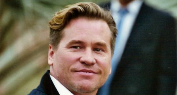 Sigh of relief: Val Kilmer doesn't have a tumor