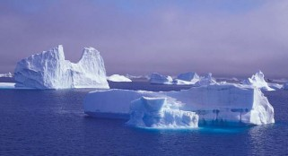 Antarctic sea ice sets record-high levels, according to NASA