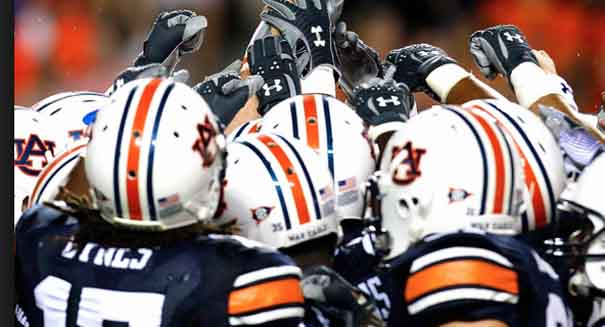 Auburn defeats Alabama in stunning fashion [VIDEO]