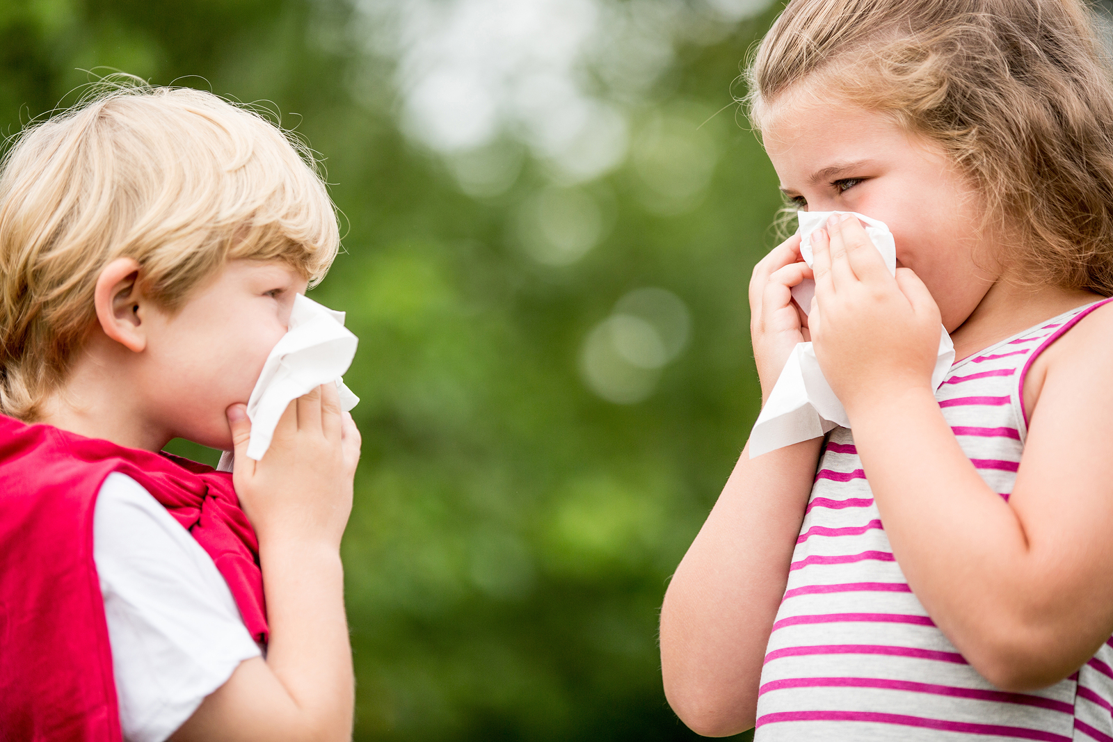 A New Report on Increasing Allergies in Kids Leads to Additional Questions