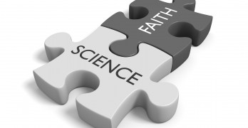Science and faith, method and mythology