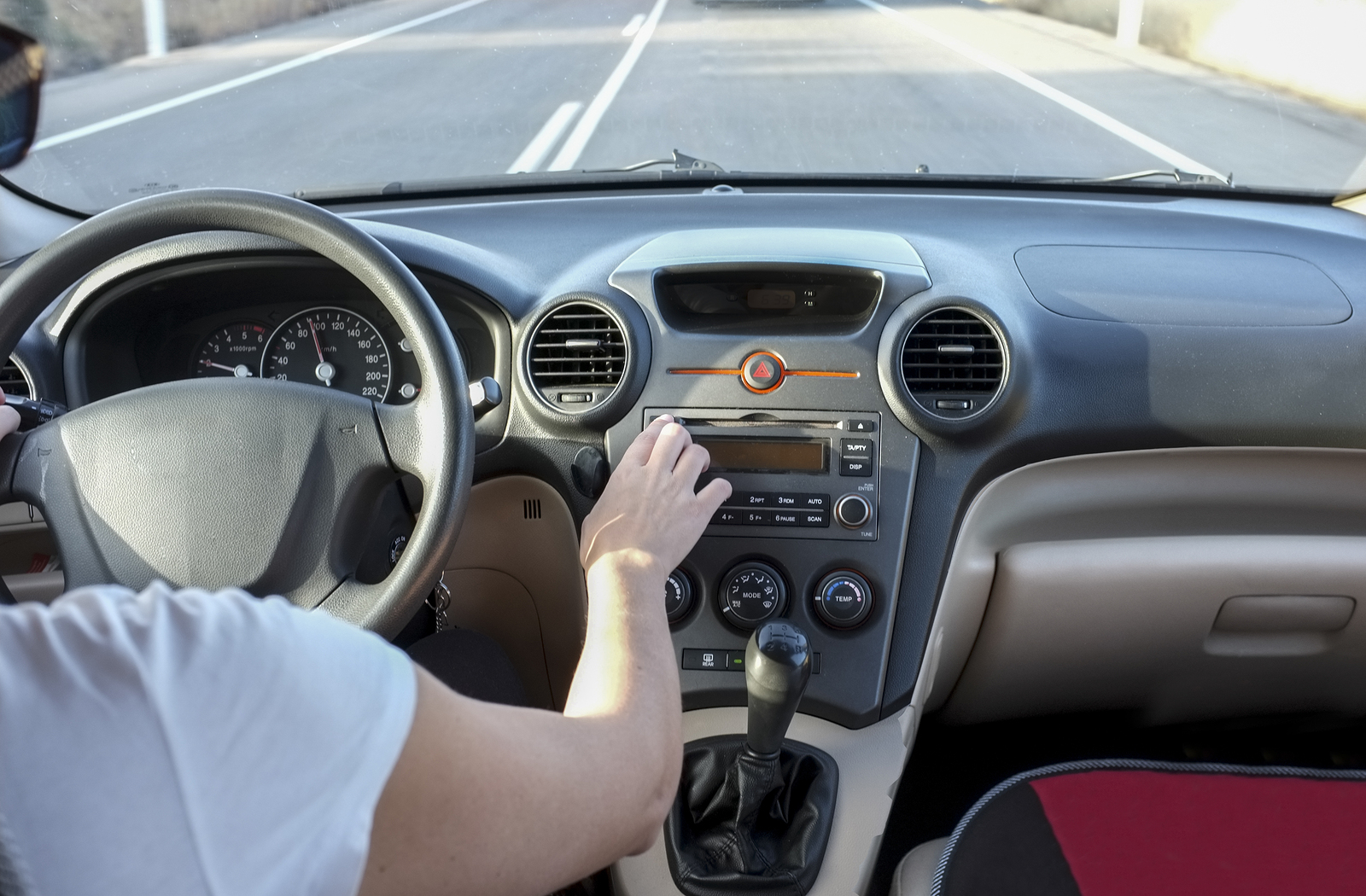 Distracted Driving: Are Our Cars Actually Promoting the Practice?