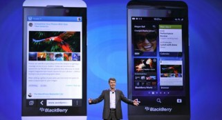 BlackBerry CEO says company may create another tablet