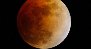 Eerie 'blood moon' total lunar eclipse to occur Oct. 8