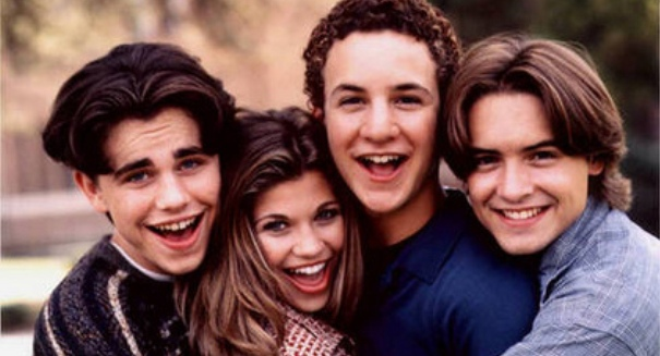 'Boy Meets World' star Topanga engaged to college sweetheart