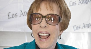 Carol Burnett to receive Mark Twain Prize for American Humor