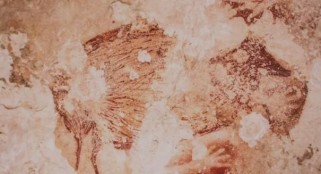 Indonesian cave art found to be 40,000 years old