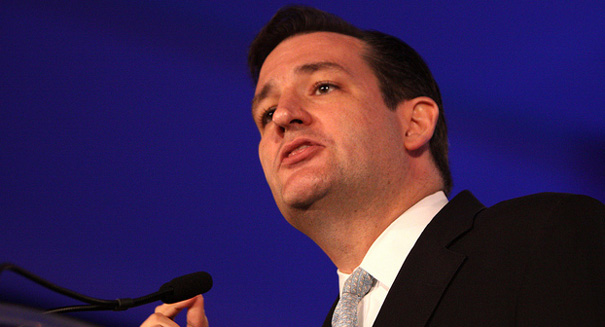 Like him or not, you have to respect Sen. Cruz's GOP stand