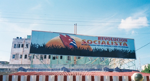 Cuba remains communist despite detente