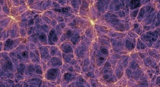 Spectrometer experiment detects possible dark matter