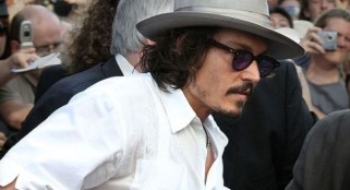 Johnny Depp claims he missed press conference due to chupacabra attack