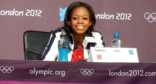 Gabby Douglas: I almost quit gymnastics to work at Chick-fil-A