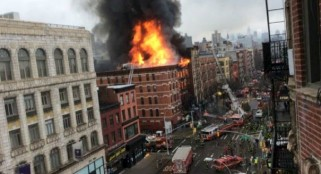 2 feared dead in NYC explosion as search continues