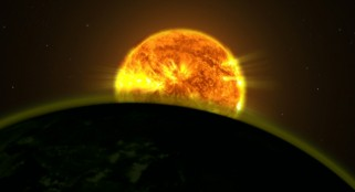 Solar system formation was violent, according to astronomers